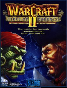 Warcraft-2-Tides-Of-Darkness-Pc cover